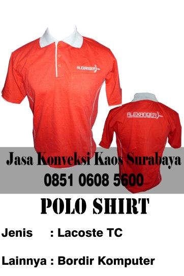 Kaos Polo Shirt Murah Surabaya