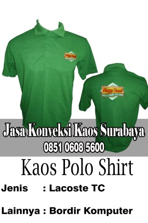 kaos polo happy sweet