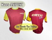 kaos promosi anifest