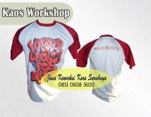 kaos promosi workshop 2