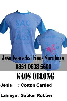 Pesan Kaos Sablon Murah di Surabaya